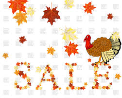 thanksgiving day sale background vector clipart image 107386