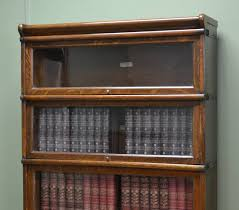 globe wernicke bookcase antiques world