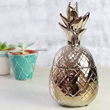 Pineapple Trend by Pineapple Storage Pot At Beadesaurus Free Uk Shipping Over 25