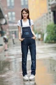 Jeans Jumpsuit For Womens Womens Denim Jumpsuit Biotechfashion Us