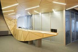 Contemporary Reception Desks Curved Contemporary Reception Desk Luxurious Furniture Ideas