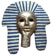 ancient egyptian death mask young archaeologists u0027 club