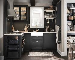 ikea wood kitchen cabinets brownstone boys how to get budget kitchen cabinets with a