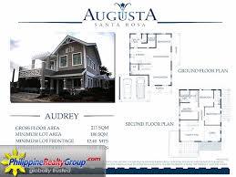 augusta santa rosa laguna philippine realty group