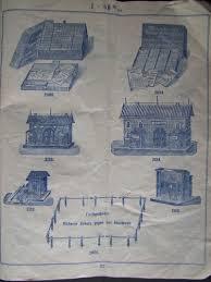 K Henkatalog Uralte Märklin Schienenvorlage Und Katalog Wohl Vor 1901