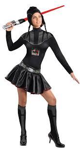 star wars female darth vader costume costume craze