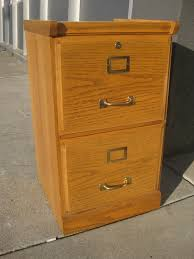 Oak File Cabinet 2 Drawer Uhuru Furniture Collectibles Sold Oak 2 Drawer File Cabinet 40