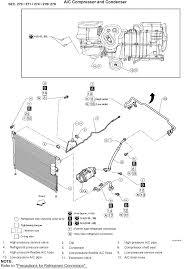 nissan frontier ac compressor nissan frontier my 04 crew cab v6 refrigerant that has stop leak