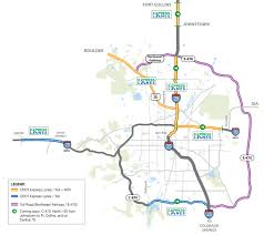 Fort Collins Colorado Map by Hov 3 Facts U2014