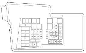 100 mazda 3 fuse box wiring diagram where is mazda 3