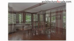 frank lloyd wright architect the george millard house 1906 youtube