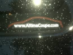 2010 nissan altima coupe jdm altimacoupe com decals are finally here nissan forum nissan