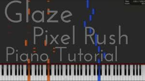 tutorial drum download glaze pixel rush piano tutorial with drums and download youtube
