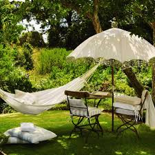 Garden Setup Ideas Not Just For The How To Use Umbrellas In Your Garden Or Patio