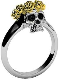 skull wedding bands skull wedding rings 22 shapes and styles
