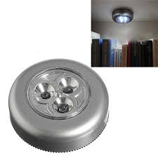 stick on lights for closets touch stick tap night led light for cabinet closet wall l new in