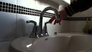 Led Bathroom Faucet The Led 3 Colour Changing Smart Sink Water Faucet From The Smart