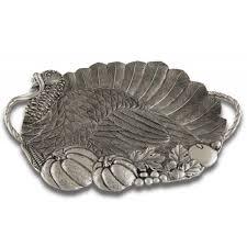 pewter platter pewter turkey serving tray
