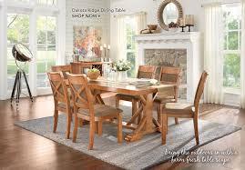 Rustic Home Furniture Art Van Furniture - Art van dining room tables