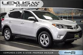 toyota rap used 2015 toyota rav4 for sale pricing features edmunds