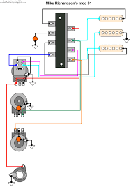 hermetico guitar wiring diagram mike richardson mod 01