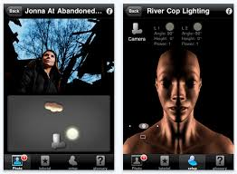 light app for iphone light studio app teaches you lighting with a 3d modeling system