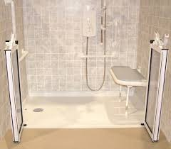 ada shower seat dimensions
