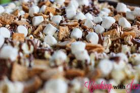 martini smore cooking with jax s u0027mores popcorn