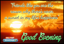 top evening greetings for friends all top greetings