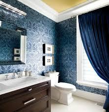 gardinen fürs badezimmer badezimmer gardinen muster design