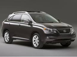 recall lexus rx 350 toyota to pay 17 35 million for recall delay