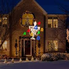 buy outdoor projection christmas lights from bed bath u0026 beyond