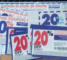 Bed Bath Beyond In Store Coupon Bed Bath U0026 Beyond Us Nationwide Coupons Ebay