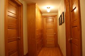 Wood Interior Doors Home Depot Backbanded Oak Trim With Oak Doors Not My First Choice But Less