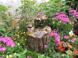Fairy Garden Ideas by Tinkerbell U0027s Miniature Fairy Garden Houses At Disney U0027s Epcot Park