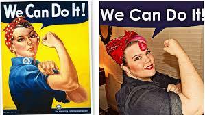Rosie Riveter Halloween Costume Diy 5 Fast Easy Fun Diy Halloween Costumes Prince Edward Island