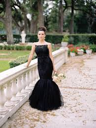 black lace wedding dresses beautiful black wedding dresses stay at home