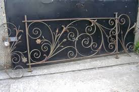 Decorative Metal Fence Panels Modern Decorative Iron Fence Inserts For Fence Gate