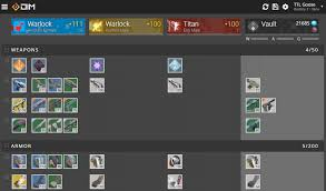 highest light in destiny 2 the incredibly useful destiny item manager tool now works with