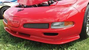 c5 corvette front spoiler 40665 97 04 front spoiler c5 custom