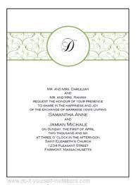 100 printable wedding invitation kit purple butterfly invitations