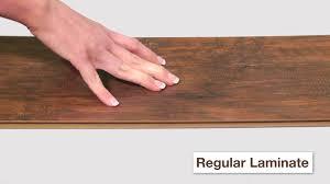 Laminate Wood Flooring Durability Durability Of Floorcraft Laminate Youtube