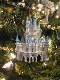 we all disney ornaments for our tree these would