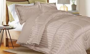 Home Design Down Alternative Full Queen Comforter 73 Off On Reversible Comforter Set 3pc Groupon Goods