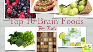 top 10 brain foods for kids youtube