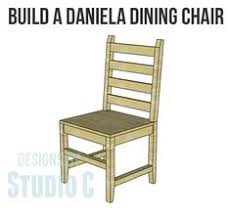 Build Dining Room Chairs Best Dining Room Chair Plans Pictures Liltigertoo
