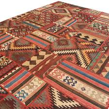 Patchwork Area Rug 6 6 X 10 Kilim Patchwork Area Rug High Quality Kilim