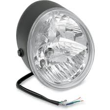 drag specialties headlight assembly for v rod 2001 0466 harley