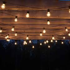 Backyard String Lighting Ideas Outdoor Patio Lighting String Lights Home Design Ideas String