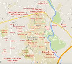 Vcu Map A Judgmental Map Of Athens